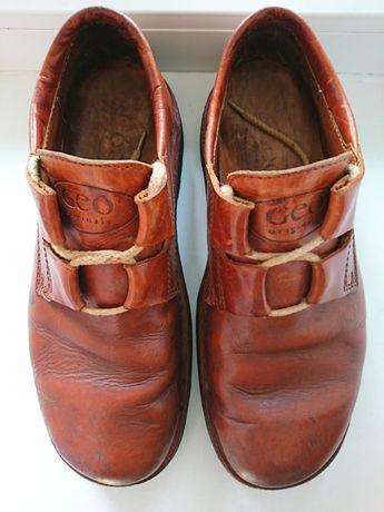 Кожаные туфли GEO Originals 39р 24,5-25см
