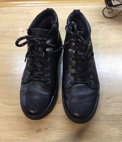 Черевики ботинки зима сапоги