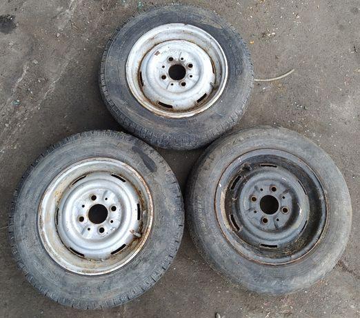 """Felga Stalowa Felgi Fiat 126p Maluch 12"""" 2 Sztuki 4x98x58 ET 31,5"""