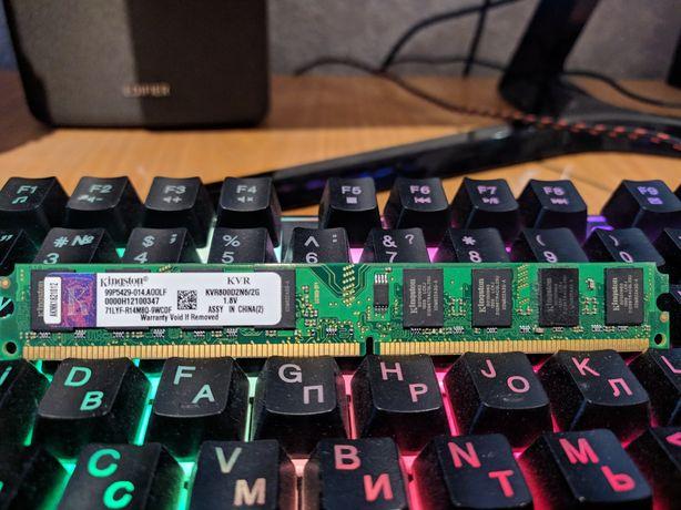Оперативная память DIMM DDR2 2GB 800 MHz pc-6400 Kingston (KVR800D2N6/