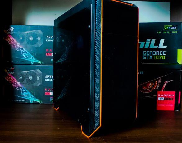 Игровой компьютер 1060 6gb 32gb ОЗУ