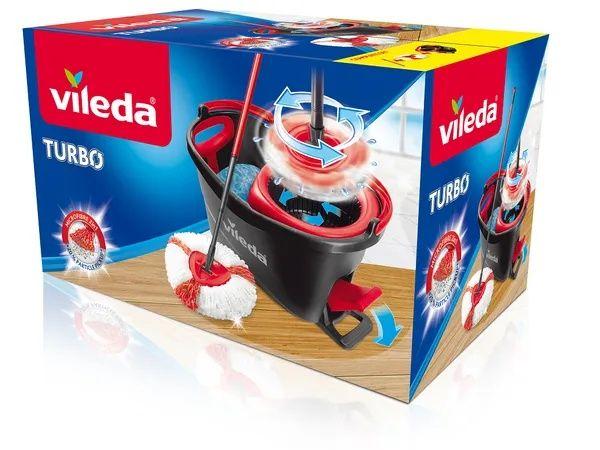 швабра VILEDA Turbo