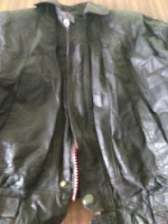 Кожаная куртка для мальчиков