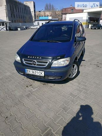 Opel zefira 2.0 tdi