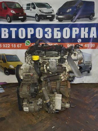 Мотор/ двигун/двигатель/2.0 M9R Опель Виваро/РЕНО Трафик/Нісан Пріміст