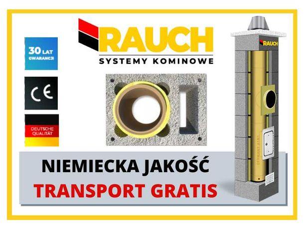 Komin SW fi 200 7m Systemowy Ceramiczny RAUCH UNIWERSAL