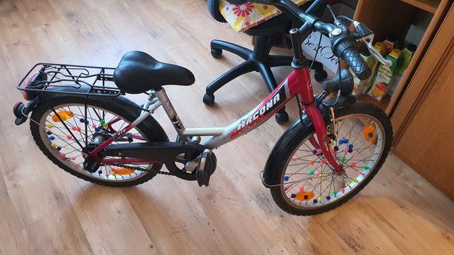 Rower dla dziecka 20 cali