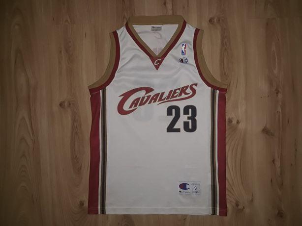 Koszulka S Champion Cleveland Cavaliers James 23