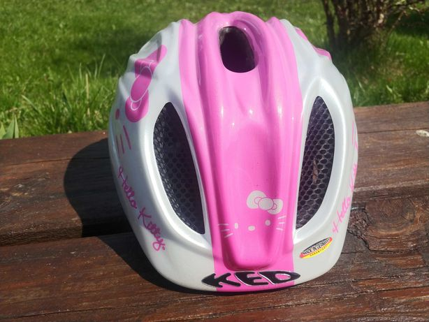 Kask rowerowy KED Hello Kitty roz M 52-58