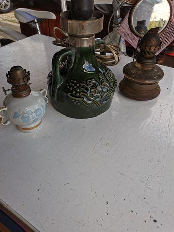 Stare lampy, 3 sztuki