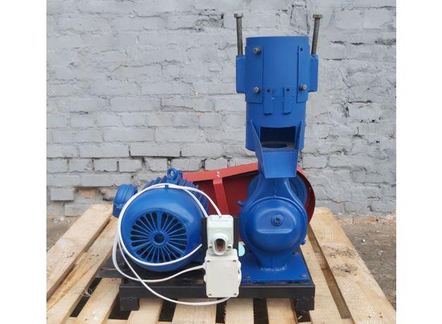 Гранулятор Комбикорма 150 мм для сада и дома (ВИДЕО)