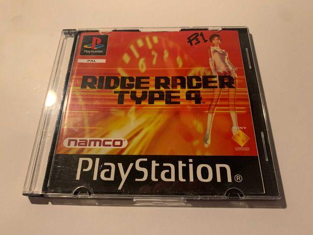 Ridge Racer Type 4 Playstation 1 PS1