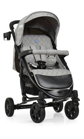 Детская коляска EL CAMINO ME 1011L ZETA от рождения