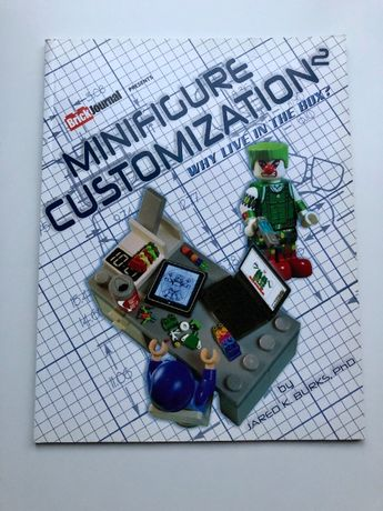 Ksiazka Minifigure Customization 2: Why Live in the Box?