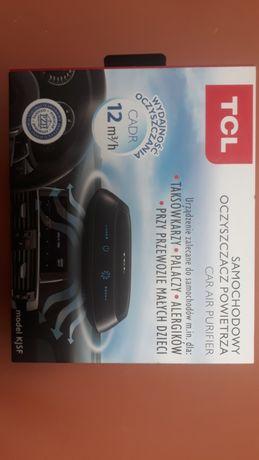 Samochodowy oczyszczacz powietrza hepa, w sklepie 300zl