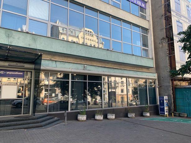 Аренда фасадного помещения под банк, магазин, салон, пл. Льва Толстого