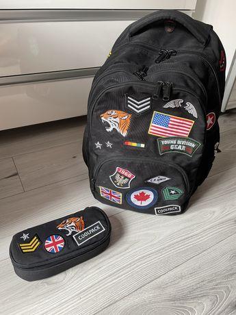 plecak Coolpack+piórnik