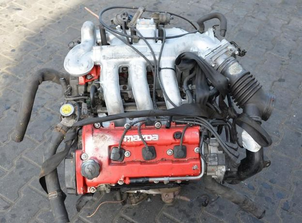 Silnik MAZDA MX3 MX-3 1.8 Kod silnika K8