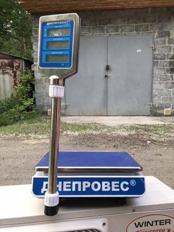 Весы Днепровес