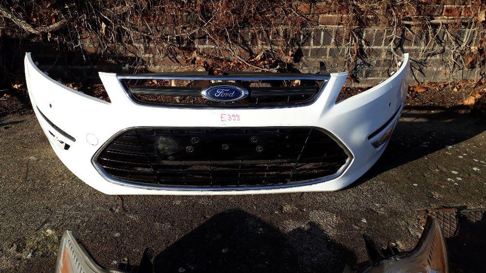 Ford MONDEO MK4 LIFT Zderzak przód przedni TITANIUM S biały F6
