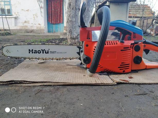 Бензопила HaoYu.