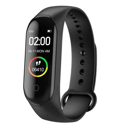 Zegarek smartband m4 opaska fitness