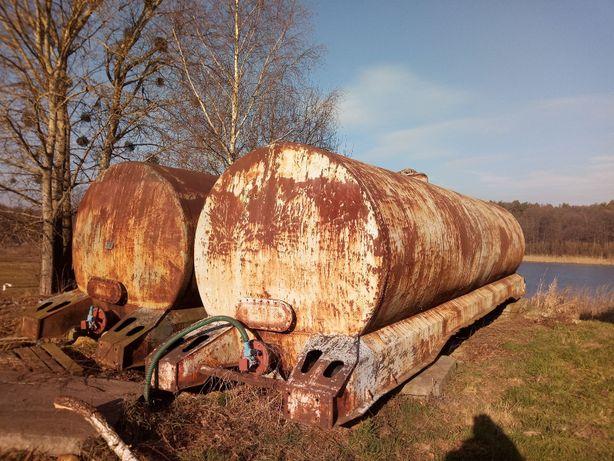 Zbiornik Beczka 50m3 na RSM , Deszczówkę , Wodę , Szambo