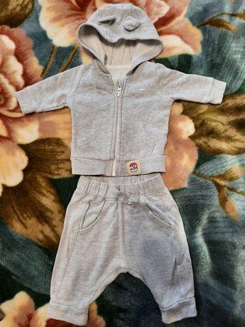 Детский костюмчик 0-3мес