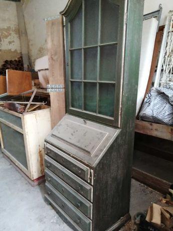 Escrivaninha estante comoda lacada