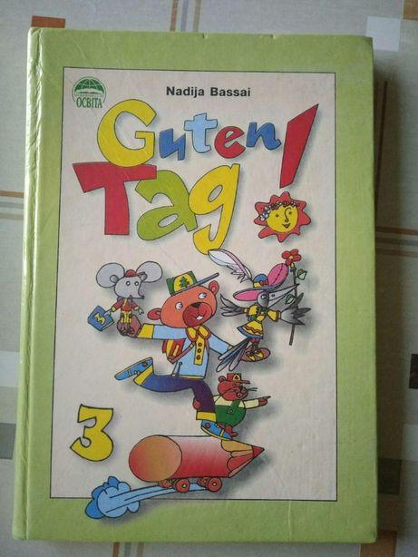 Німецька мова Guten Tag! 3 клас (Н. П. Басай)