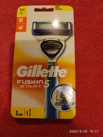 Gillette fusion 5 start