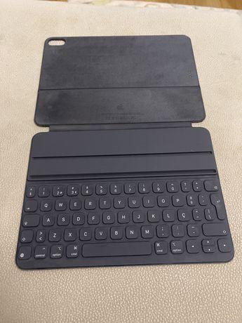Capa teclado original ipad air 4ª geração e pro smart keybord folio