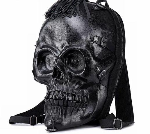 Крутой рюкзак SCULL ( из США ). Новый рюкзак-череп