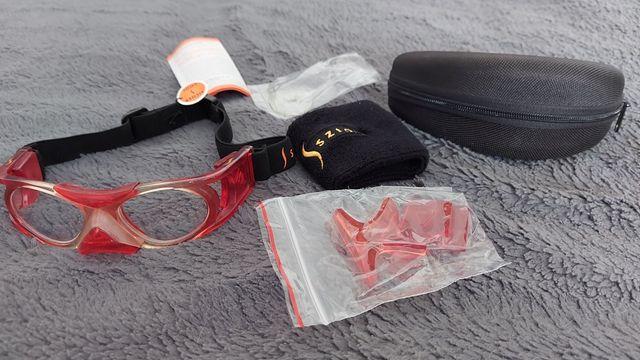 Sportowe okulary korecyjne