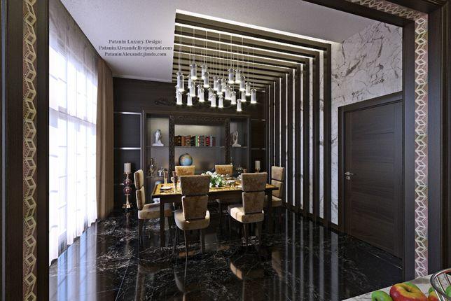 Дизайн интерьера. Архитектор Одесса