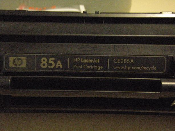 Картридж лазерный HP 85A (CE285A)