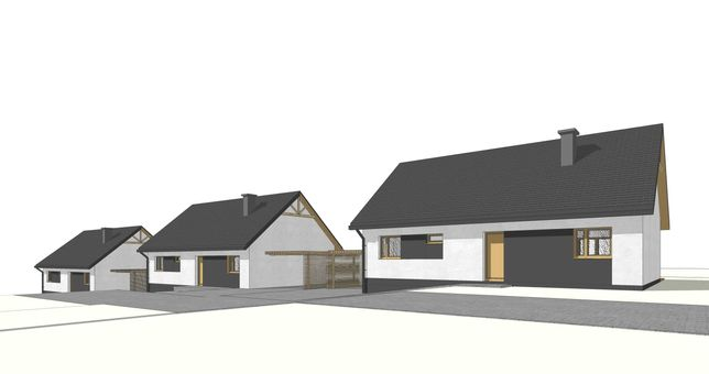 Sprzedam nowy dom w Rudawie 20 min od Krakowa, 120 m, 5 pokoi, 4 ary