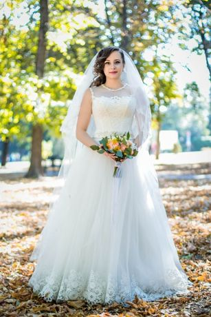 Свадебное платье для идеального образа