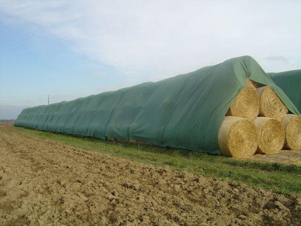 Fliz na słomę i inne otulina agrowłóknina włóknina 140g/m2 Niemiecki