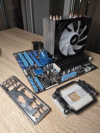 Комплект AMD FX6300 + ASUS M5A78L-M/USB3.0 + 16Gb 1866MHz + CNPS10X