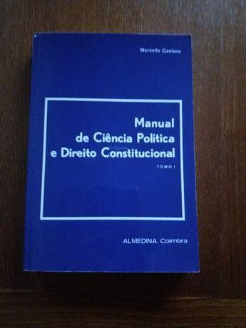 Manual de ciência política e direito constitucional
