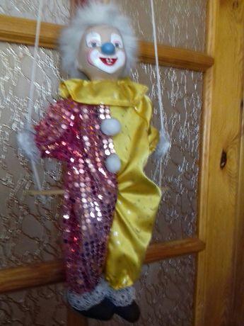 Игрушка ссср клоун