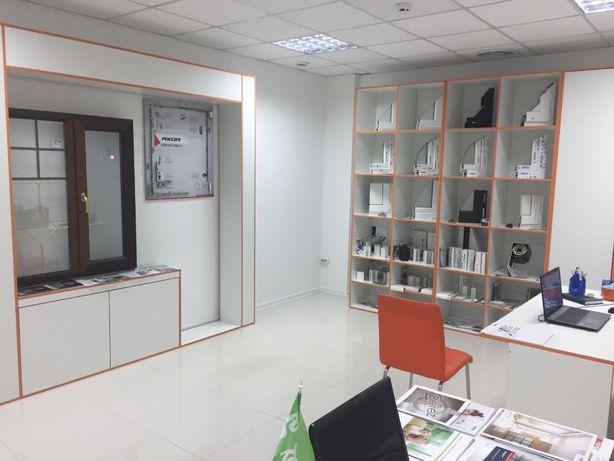 Металлопластиковые окна и пластиковые двери от компании Алиас-Днепр