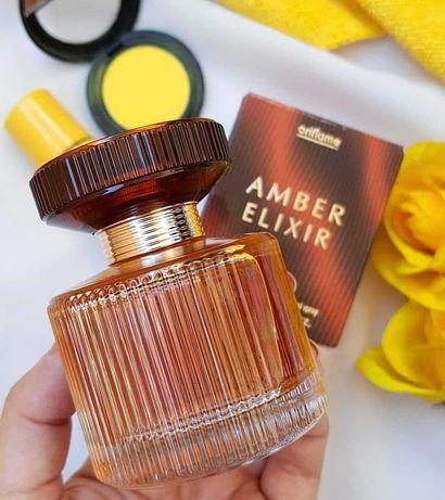 Продам женскую туалетную воду Amber Elixir амбер эликсир