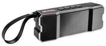 Graphite głośnik z funkcją radia Bluetooth 57G100