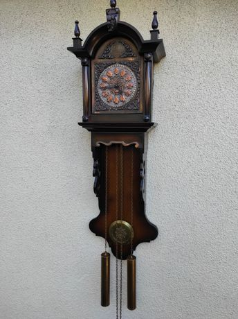 Zegar ścienny . Antyk