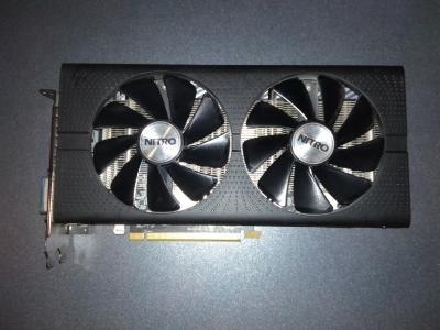 Видеокарта Radeon Rx 470 4GB