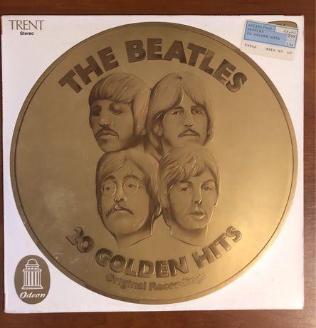 Виниловая пластинка, The Beatles 20 golden hits