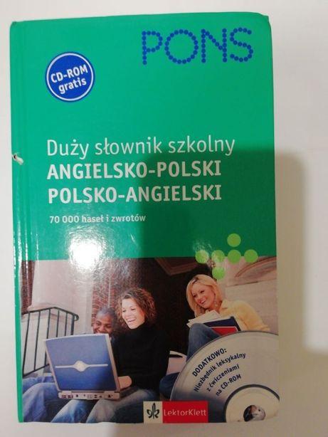 Słownik polsko angielski