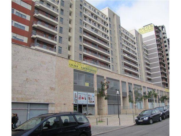 Parqueamento em Lisboa/Olivais